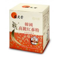 Tонус+ (Wai Yuen Tong Korean Red Ginseng Powder)